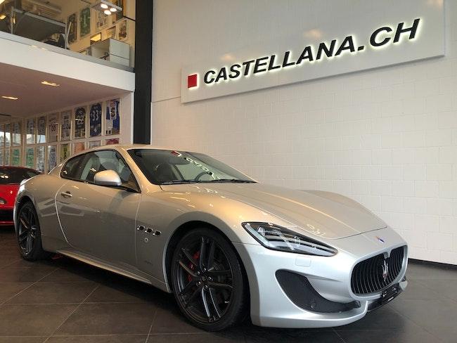 sportscar Maserati GranCabrio/Granturismo GranTurismo Sport Cambiocorsa