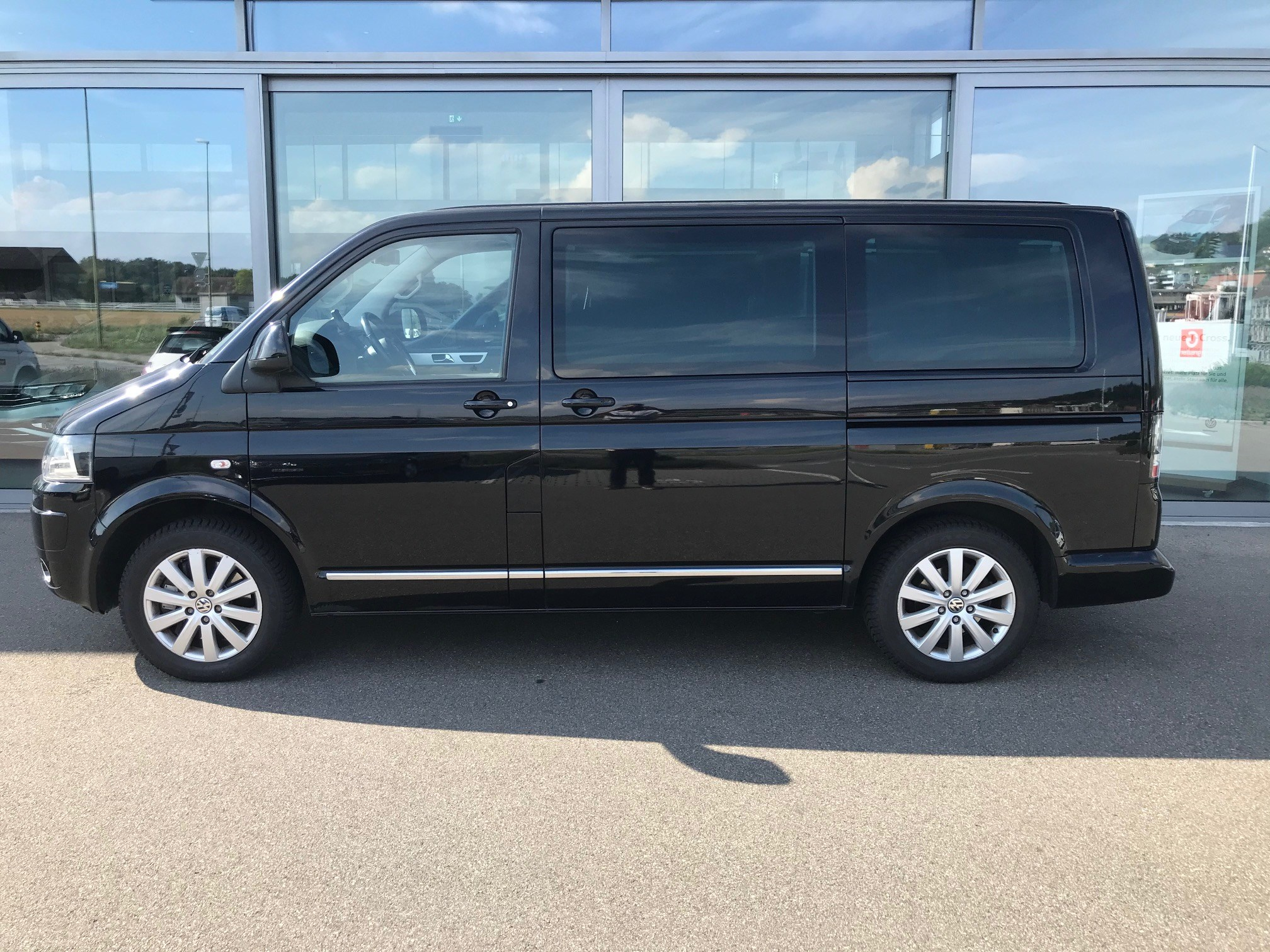bus VW T5 Multivan 2.0 Bi-TDI CR Highline DSG