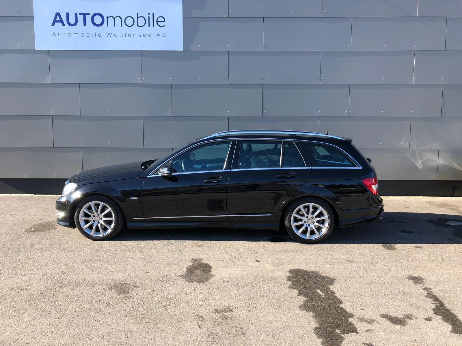 estate Mercedes-Benz C-Klasse C 300 CDI Avantgarde 4Matic 7G-Tronic