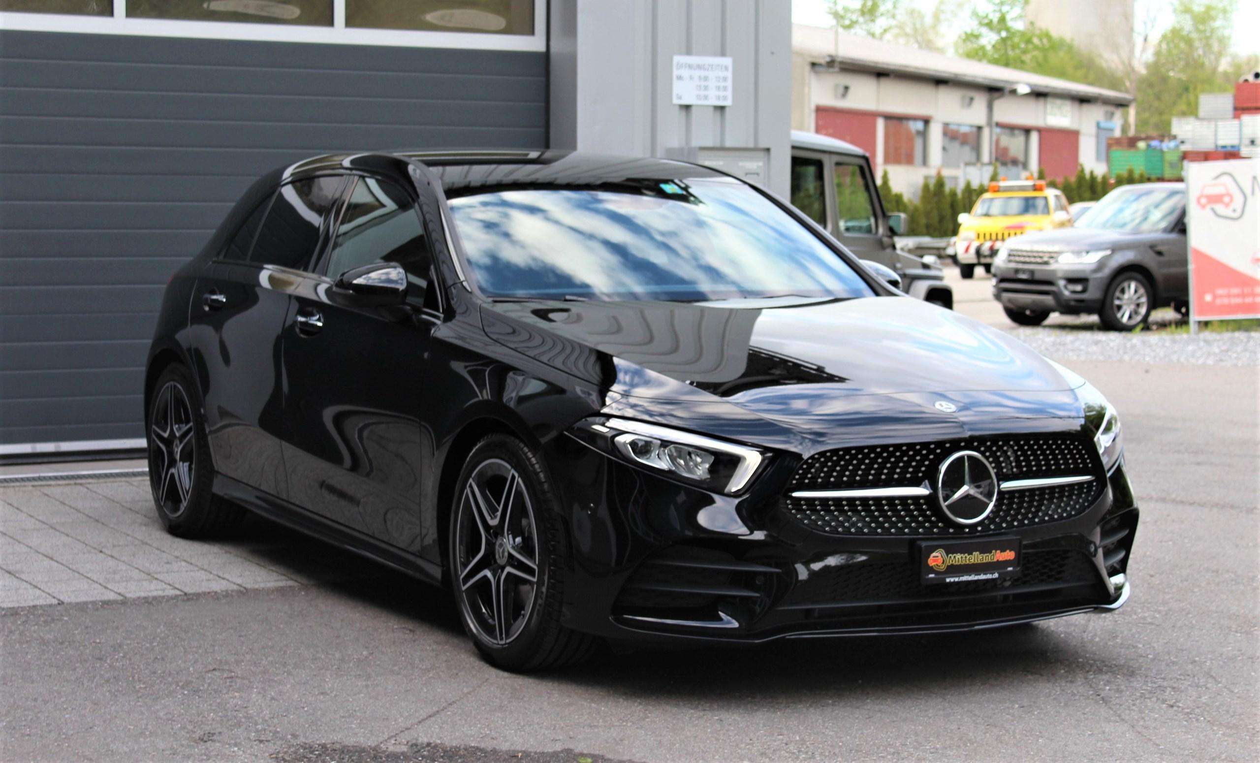 Buy Used car Sedan Mercedes-Benz A-Klasse A 200 AMG Line ...
