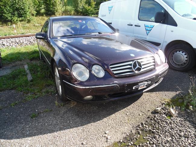 coupe Mercedes-Benz CL -Klasse C215 Coupé CL 500 V8