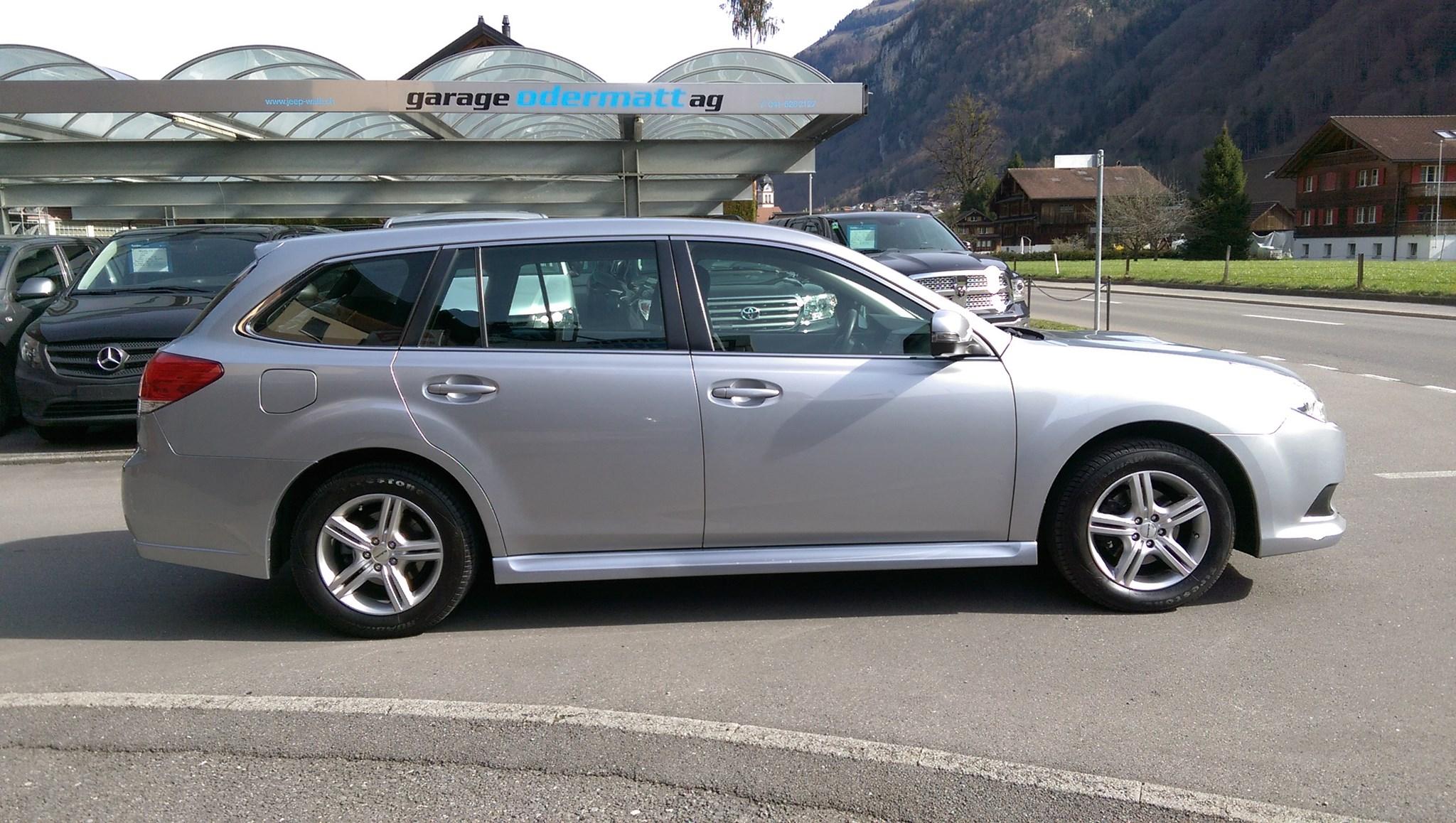 estate Subaru Legacy 2.0D Swiss AWD