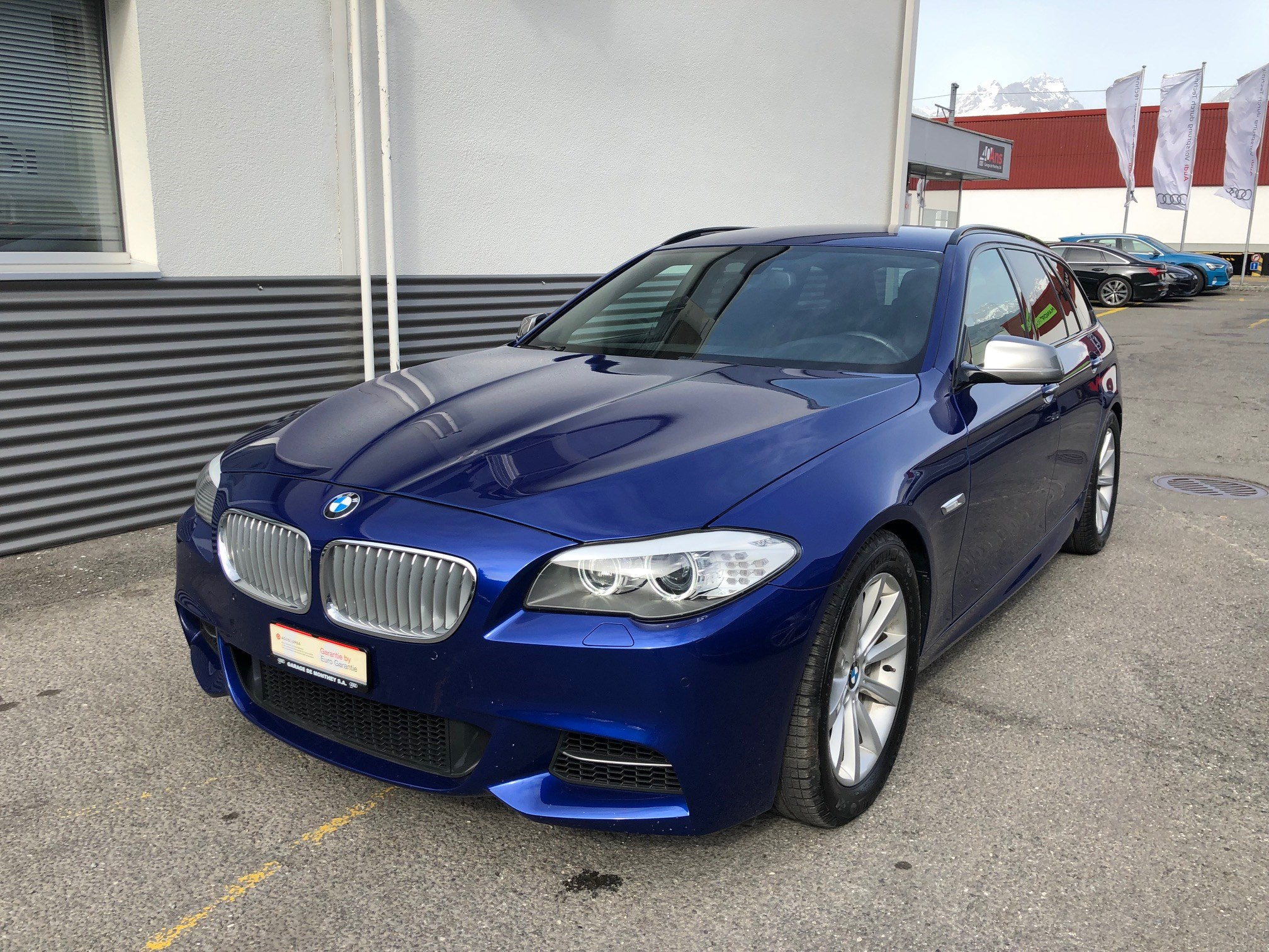estate BMW 5er M550d xDrive Touring Steptronic