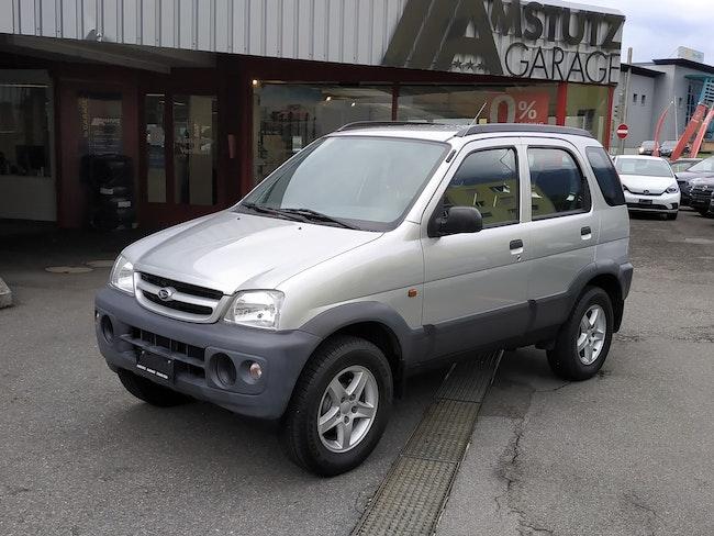 suv Daihatsu Terios 1.3 16V 4x4 Silver Pearl