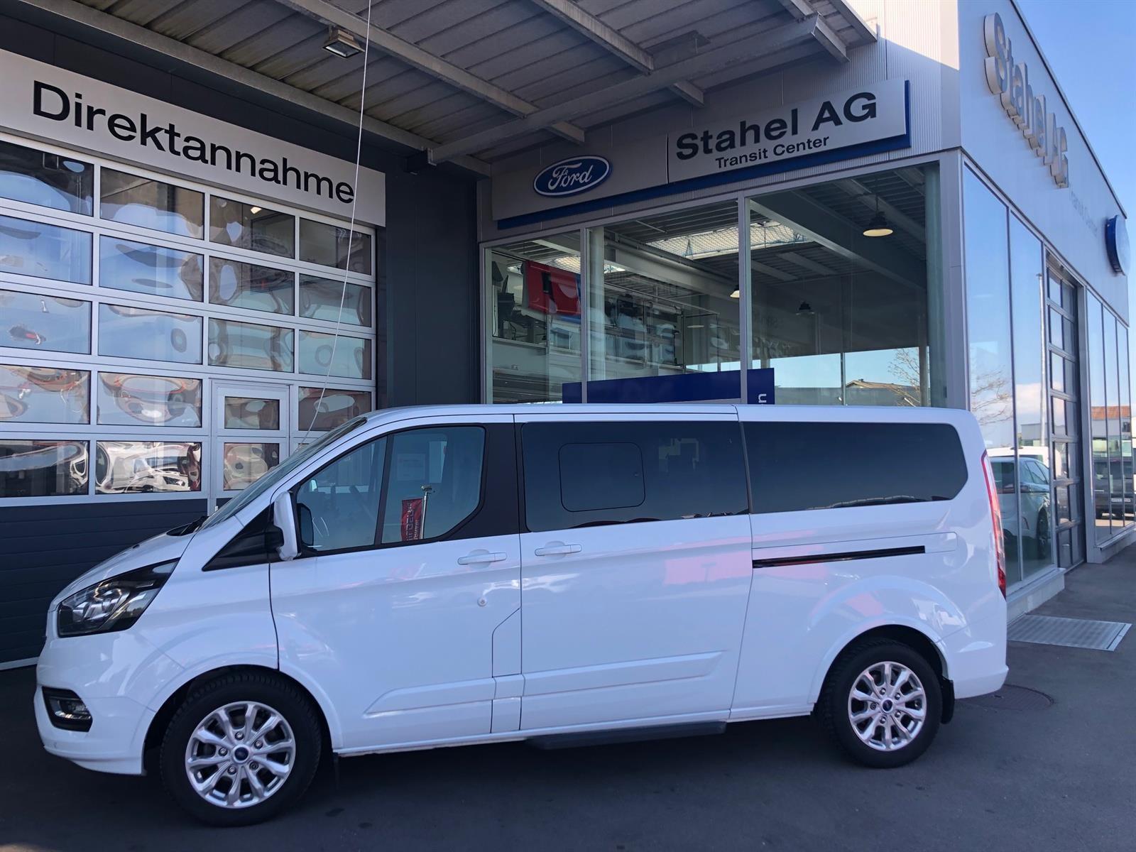 bus Ford Tourneo CUSTOM Tourneo C Bus 310 L2 2.0 TDCi 130 Titanium