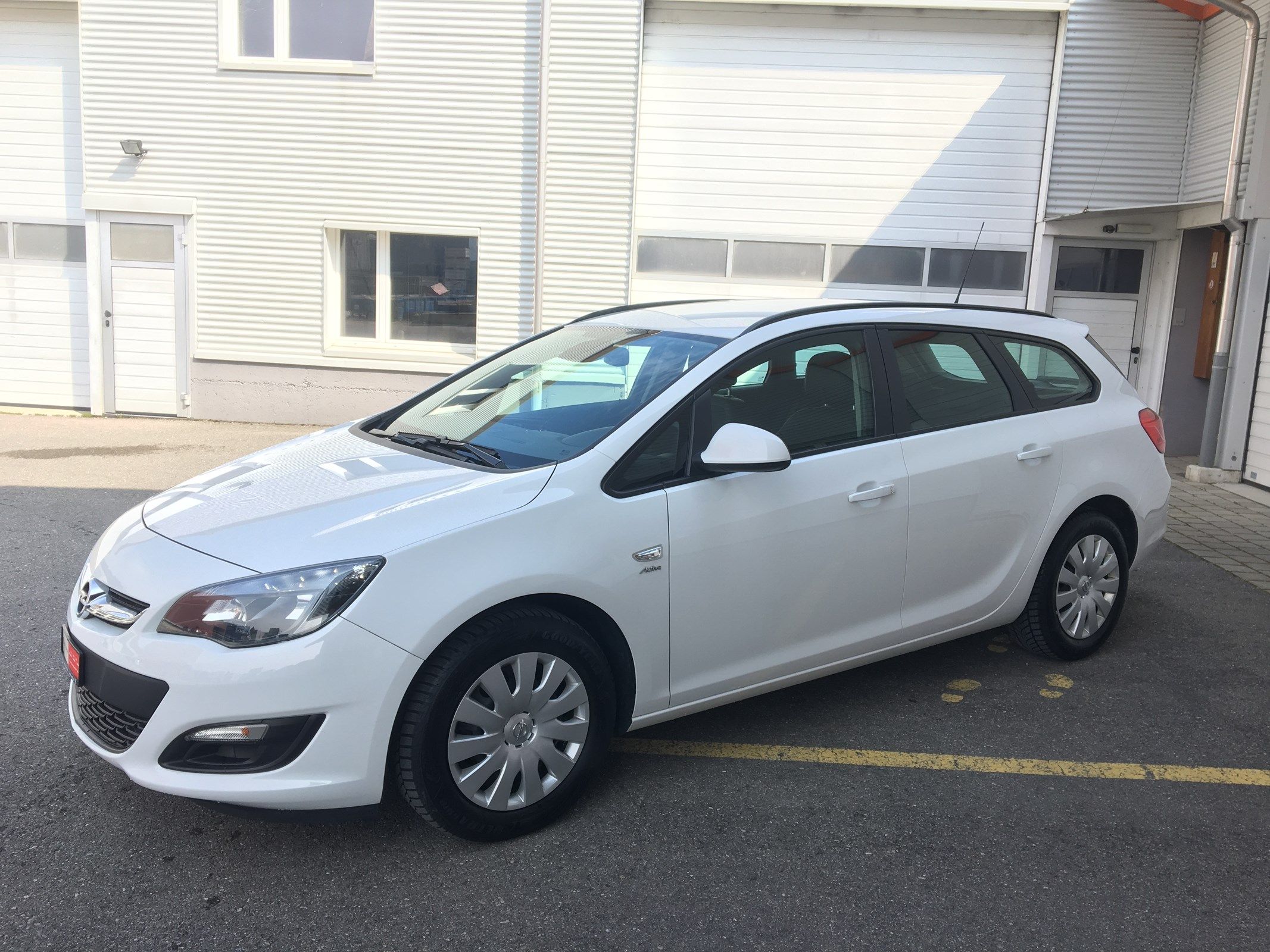 estate Opel Astra SportsTourer 1.3 CDTi Active Edition