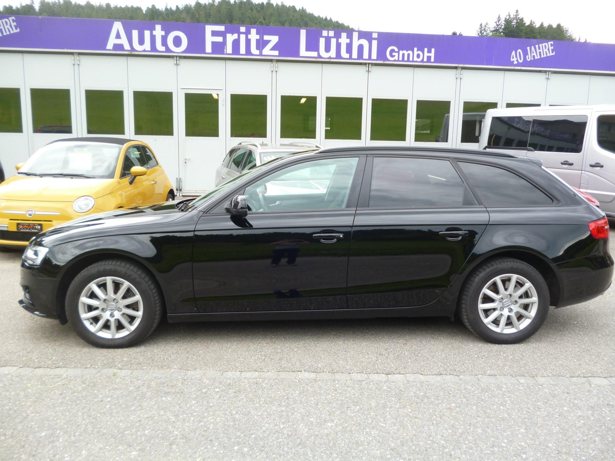 estate Audi A4 Avant 2.0 TDI 177 M-Tronic