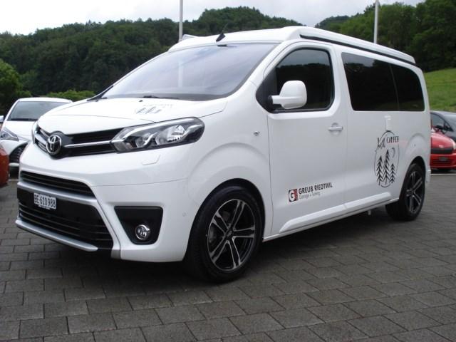 bus Toyota Proace FIRENZE Campervan