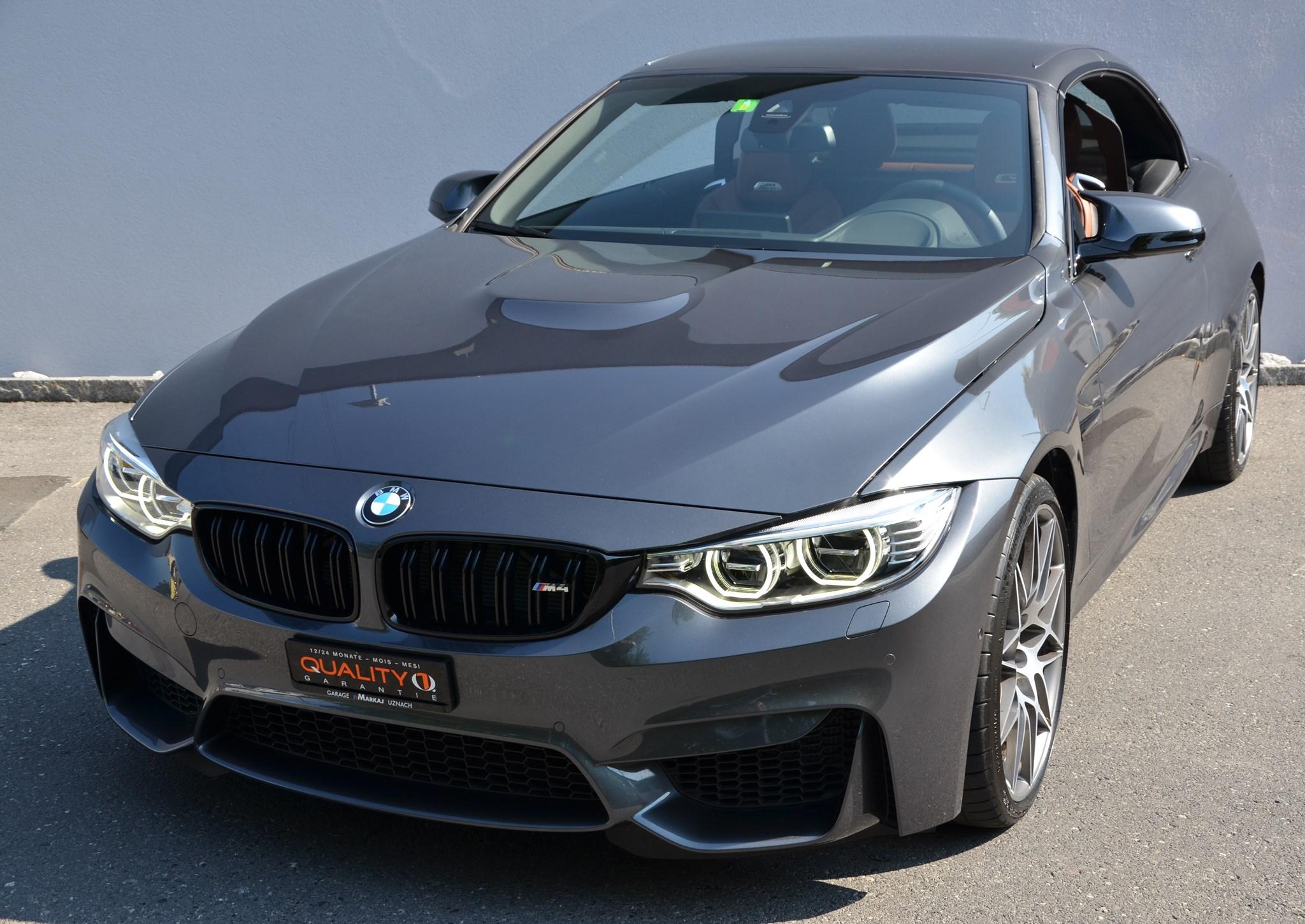 cabriolet BMW 4er M4 Cabriolet DKG