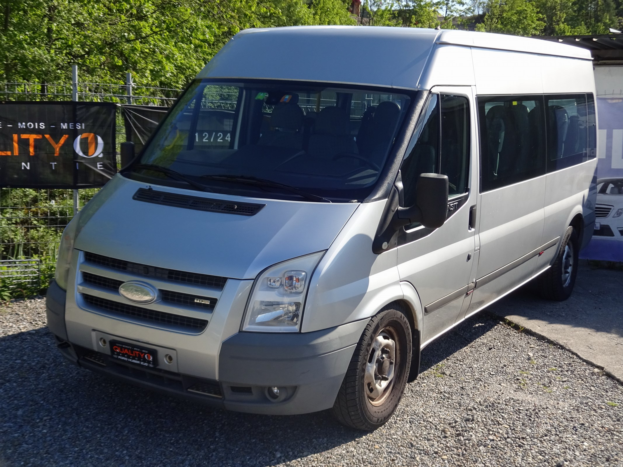 bus Ford Transit 2.4 TDCi Bus 14Pl.