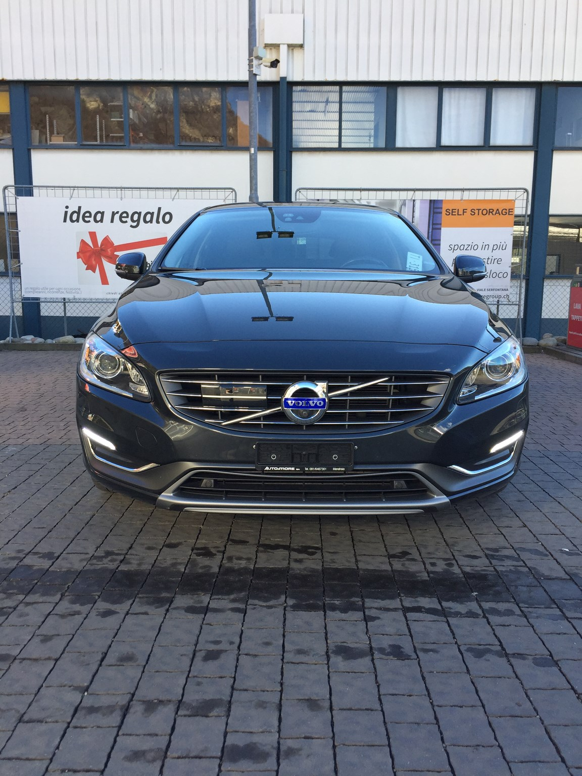 estate Volvo V60 D4 AWD Summum Geartronic