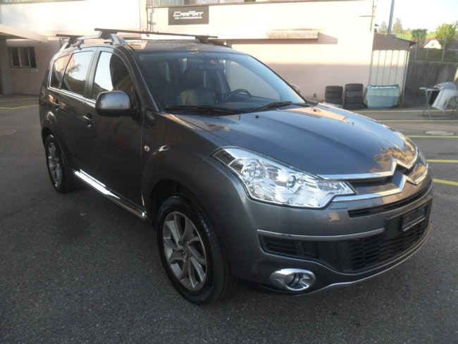 suv Citroën C-Crosser 2.2 HDi Exclusive DCS6