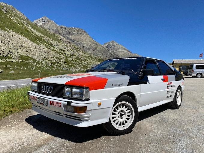 Audi Coupé quattro QUATTRO 10V Turbo 123'000 km CHF69'900 - kaufen auf carforyou.ch - 1