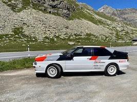 Audi Coupé quattro QUATTRO 10V Turbo 123'000 km CHF69'900 - kaufen auf carforyou.ch - 3