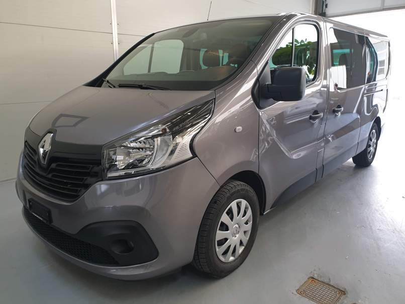 bus Renault Trafic ENERGY dCi 120 Grand Passenger Intens