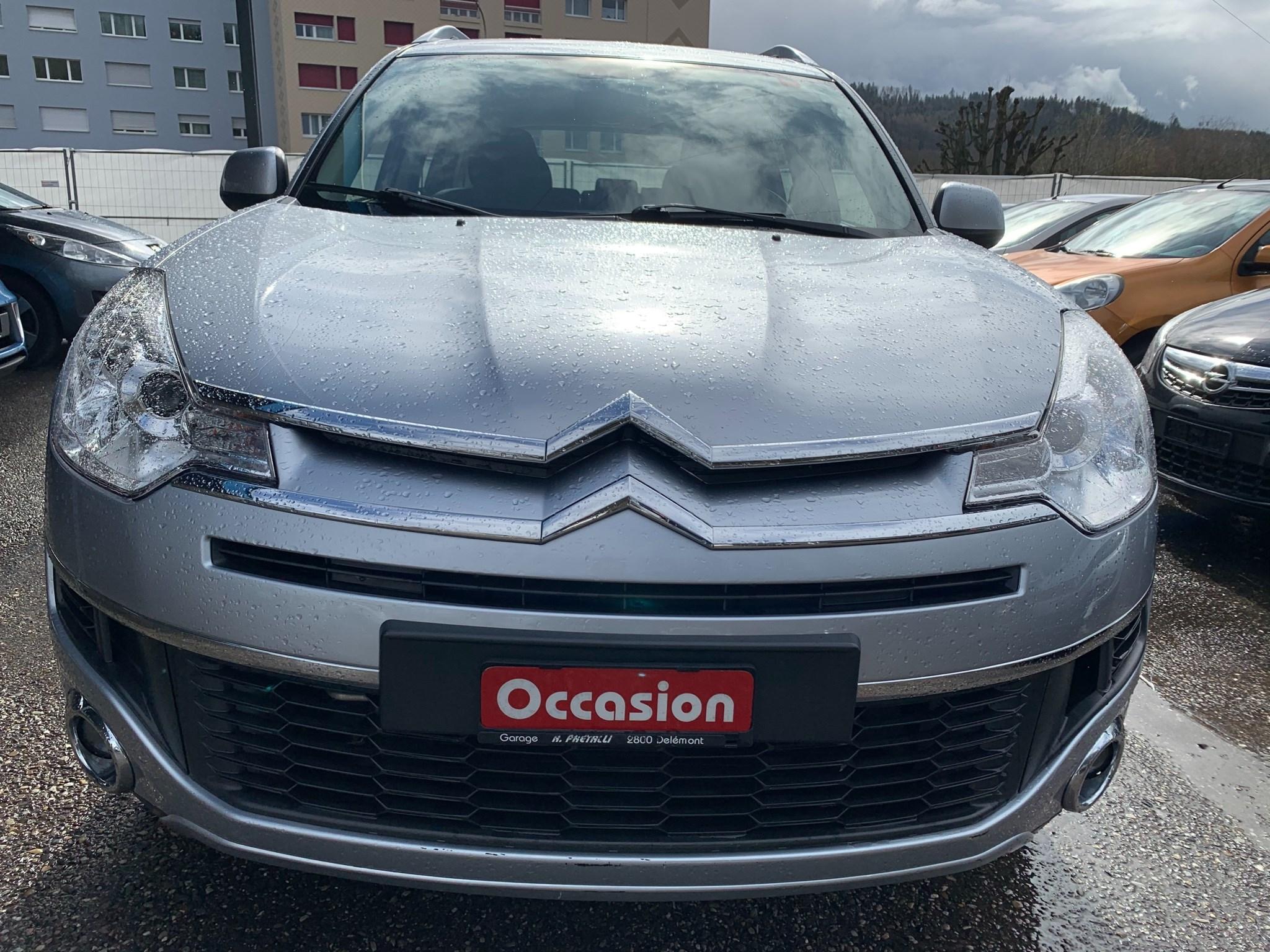 suv Citroën C-Crosser 2.2 HDi Essentiel (X)