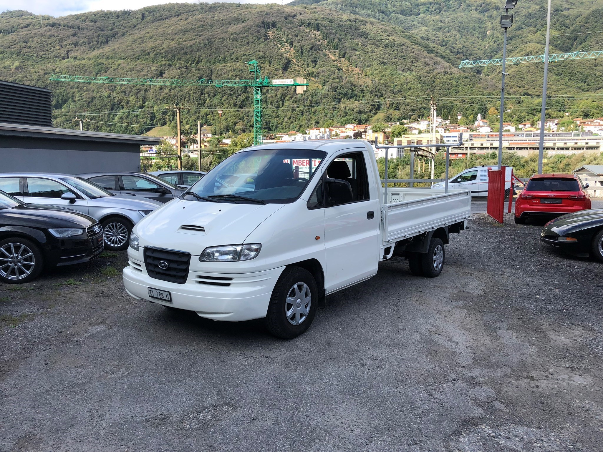 pickup Hyundai H-1 Camionnette 2.5TDI