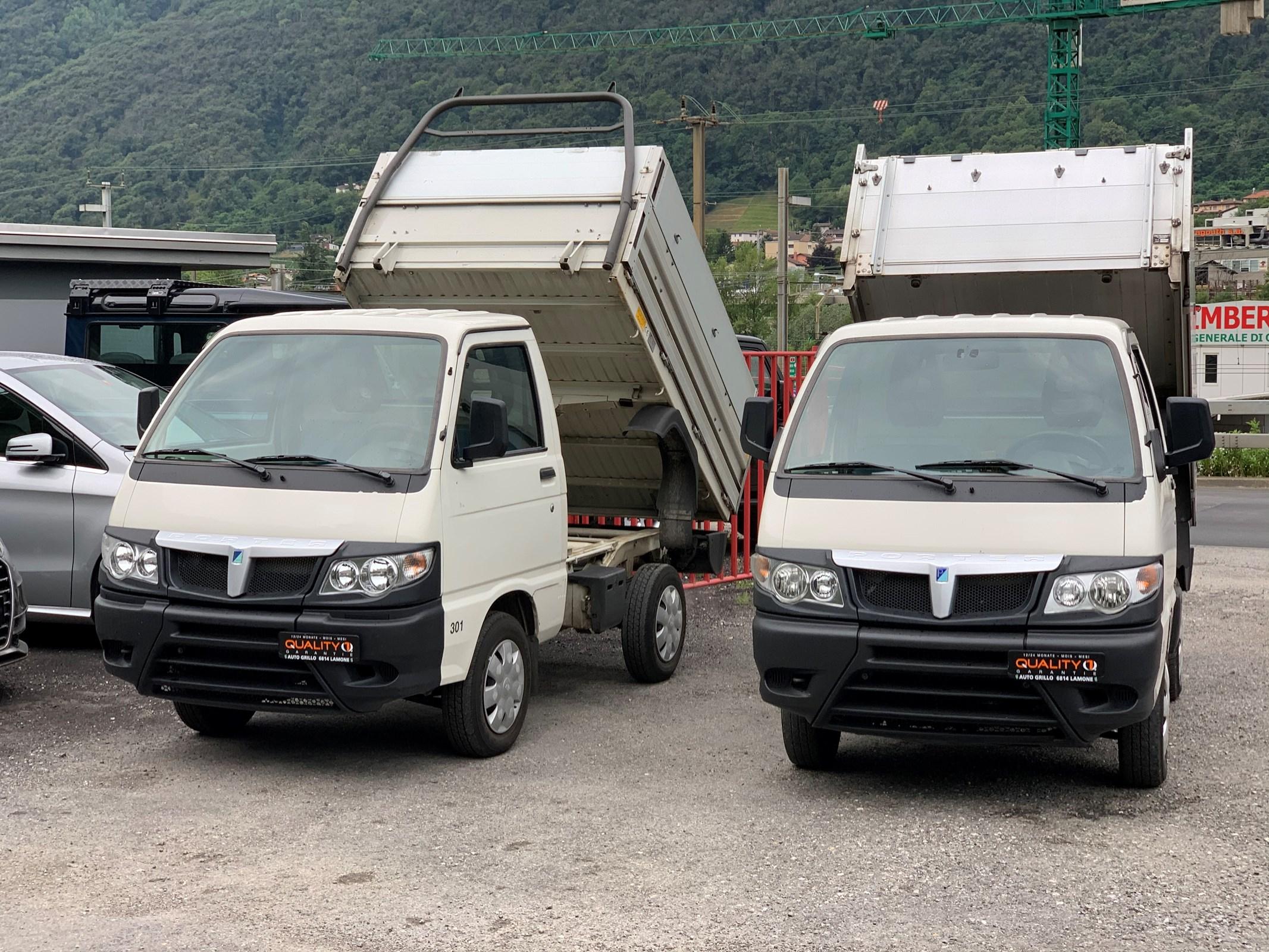 pickup Piaggio Porter 1.3 Standard