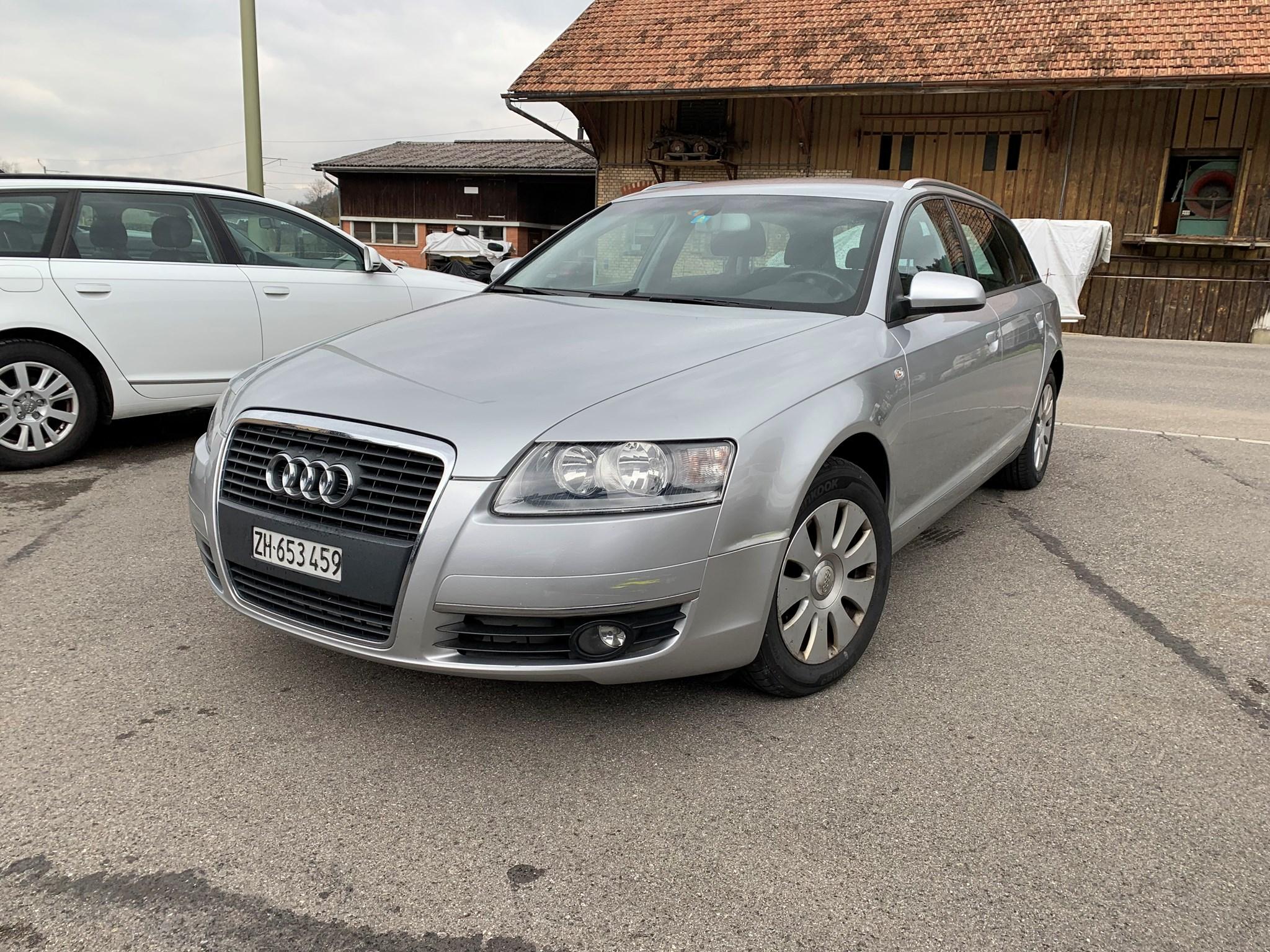 estate Audi A6 Avant 2.0 TDI