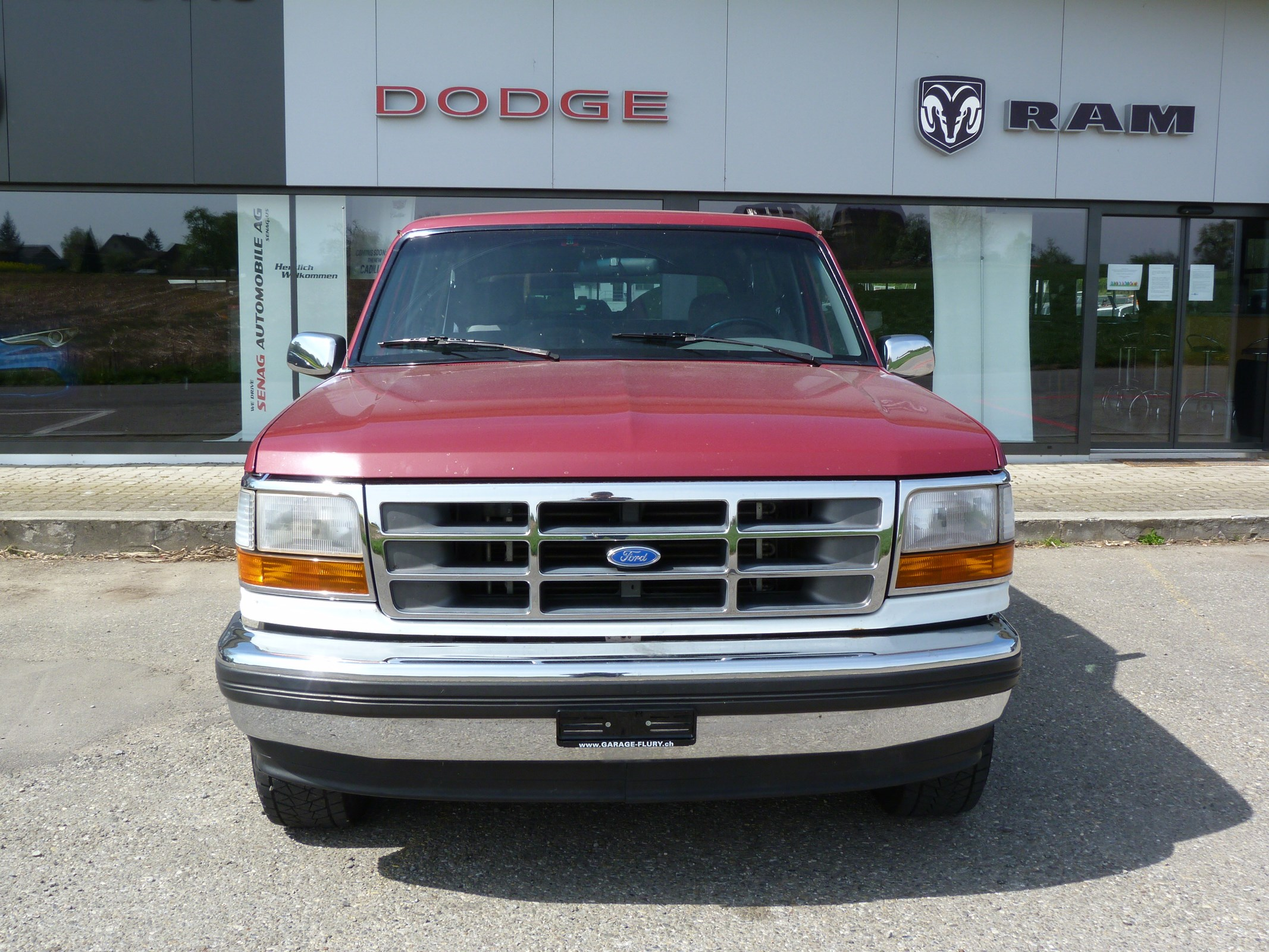 suv Ford USA Bronco BRONCO