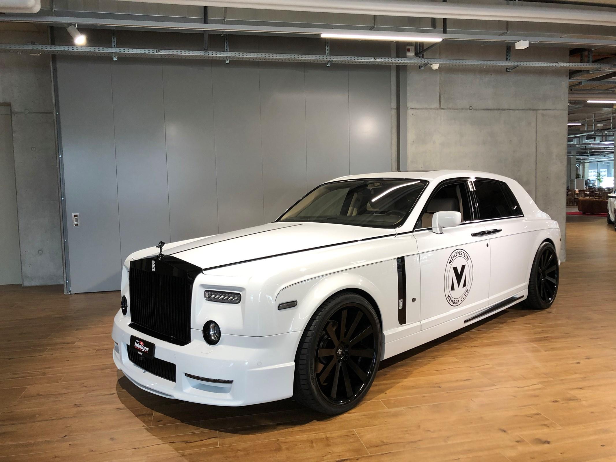 Buy Used Car Sedan Rolls Royce Phantom Mansory 48787 Km At 204900 Chf On Carforyou Ch