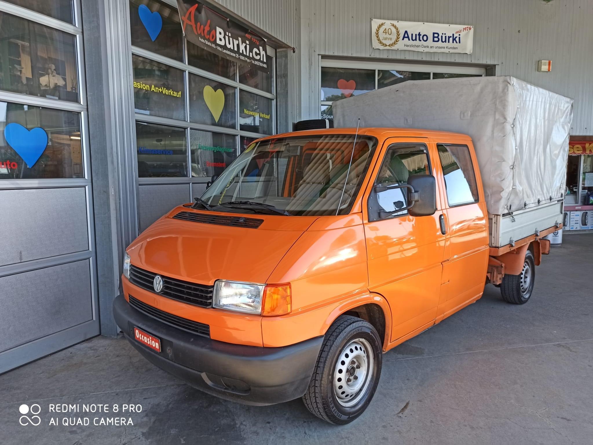 pickup VW T4 2.0