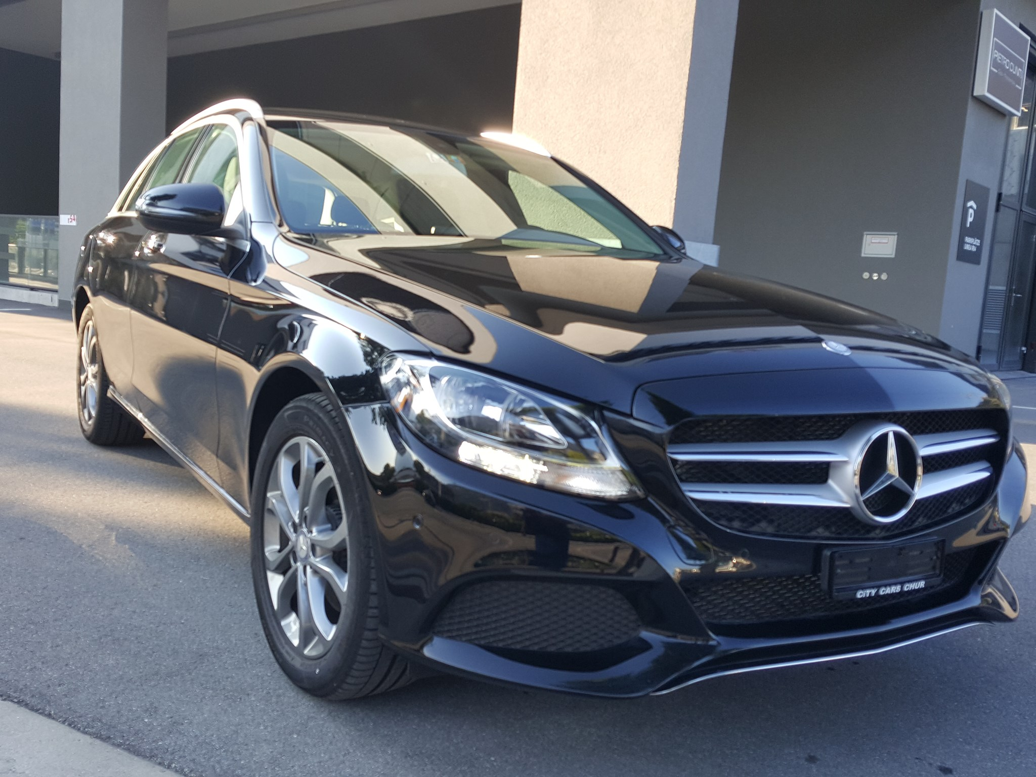 estate Mercedes-Benz C-Klasse C 200 Avantgarde 4Matic 7G-Tronic