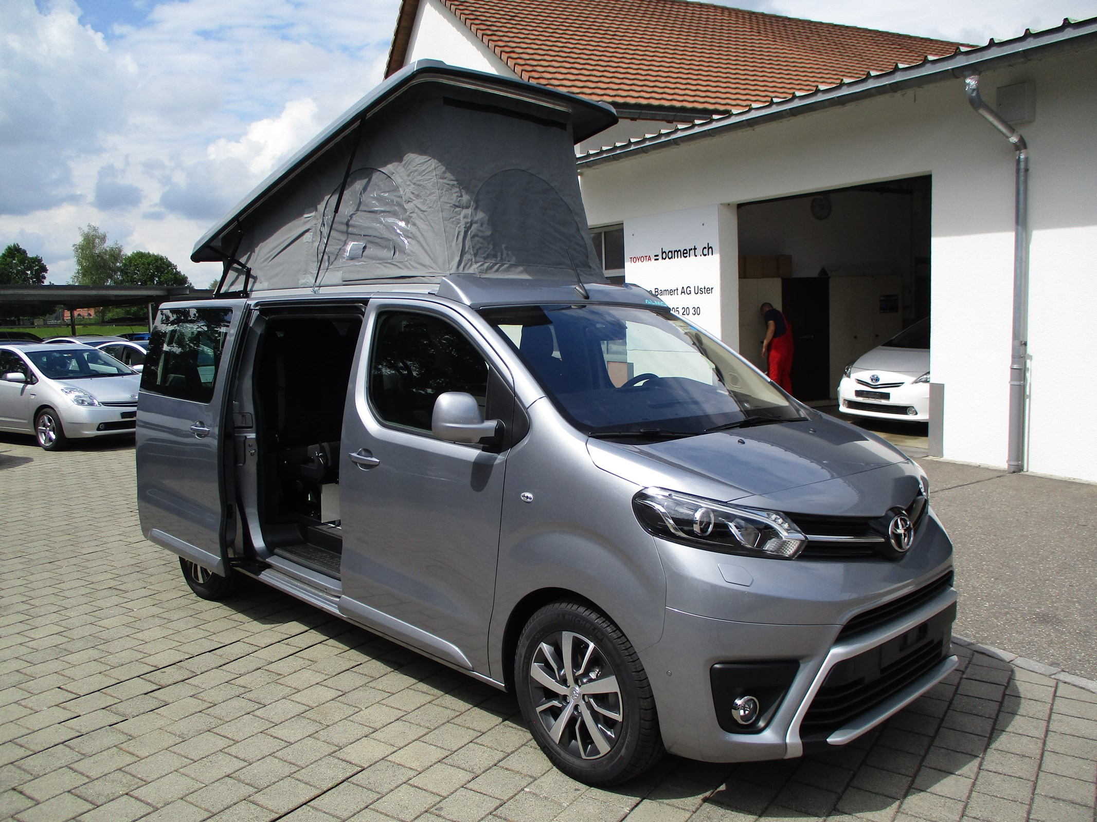 bus Toyota Proace 2.0D Firenze L2 Long