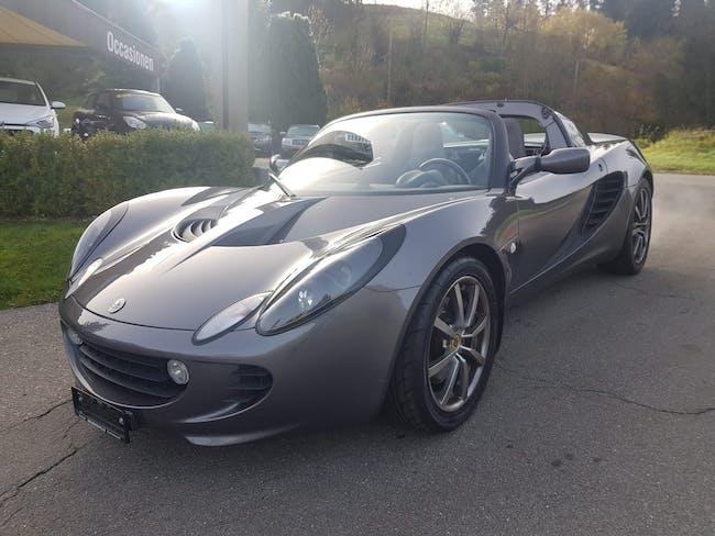 Lotus Elise 1.8 16V 111 S 55'000 km CHF27'900 - kaufen auf carforyou.ch - 1