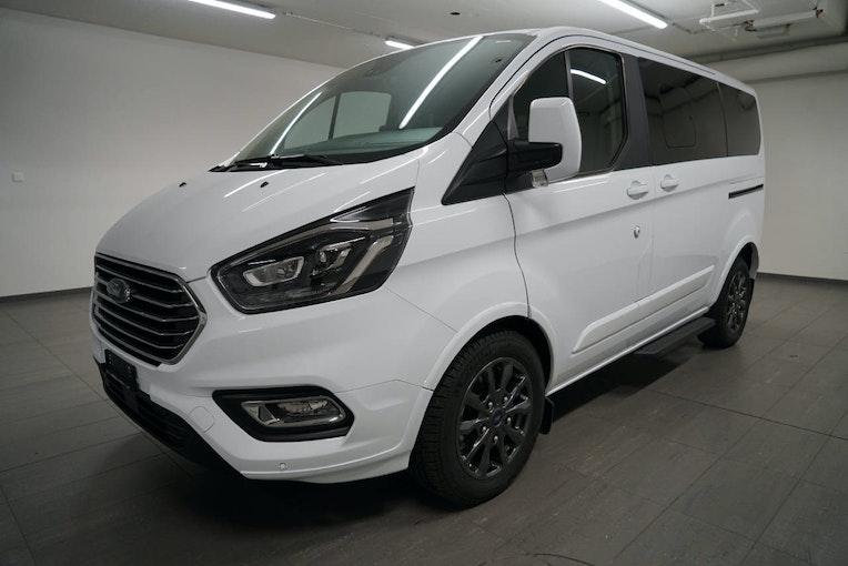 Ford Tourneo C Bus 320 L1 2.0 TDCi 185 Ti. 50 km CHF49'800 - kaufen auf carforyou.ch - 1