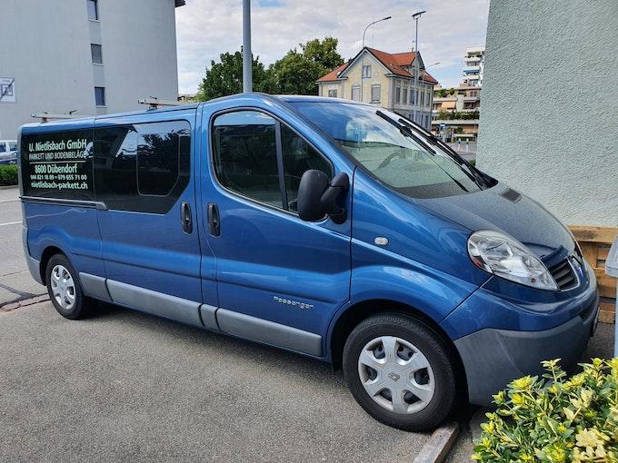 Renault Trafic dCi115 40'000 km 16'000 CHF - buy on carforyou.ch - 1