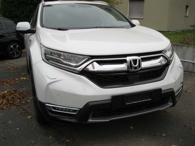 Honda CR-V 2.0 i- HYBRID Executive 4WD 8'000 km 43'900 CHF - acheter sur carforyou.ch - 1