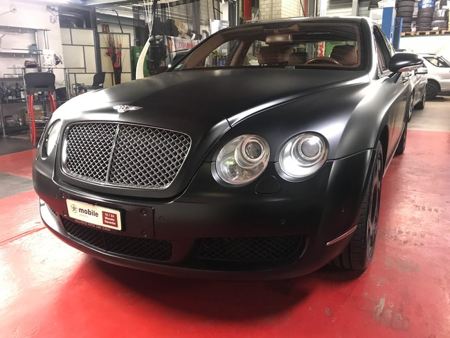 Bentley Continental Flying Spur 6.0 172'000 km CHF29'999 - buy on carforyou.ch - 1