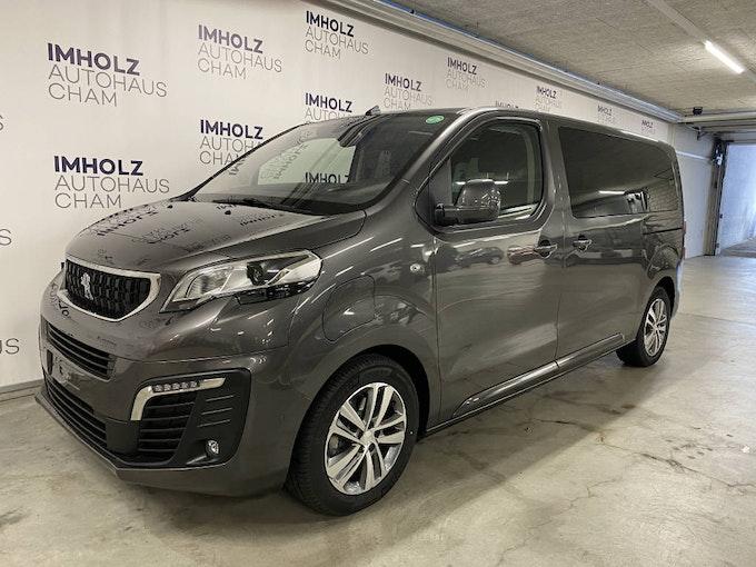 Peugeot Traveller e-Traveller Std. Allure 50 kWh 25 km CHF51'900 - acquistare su carforyou.ch - 1