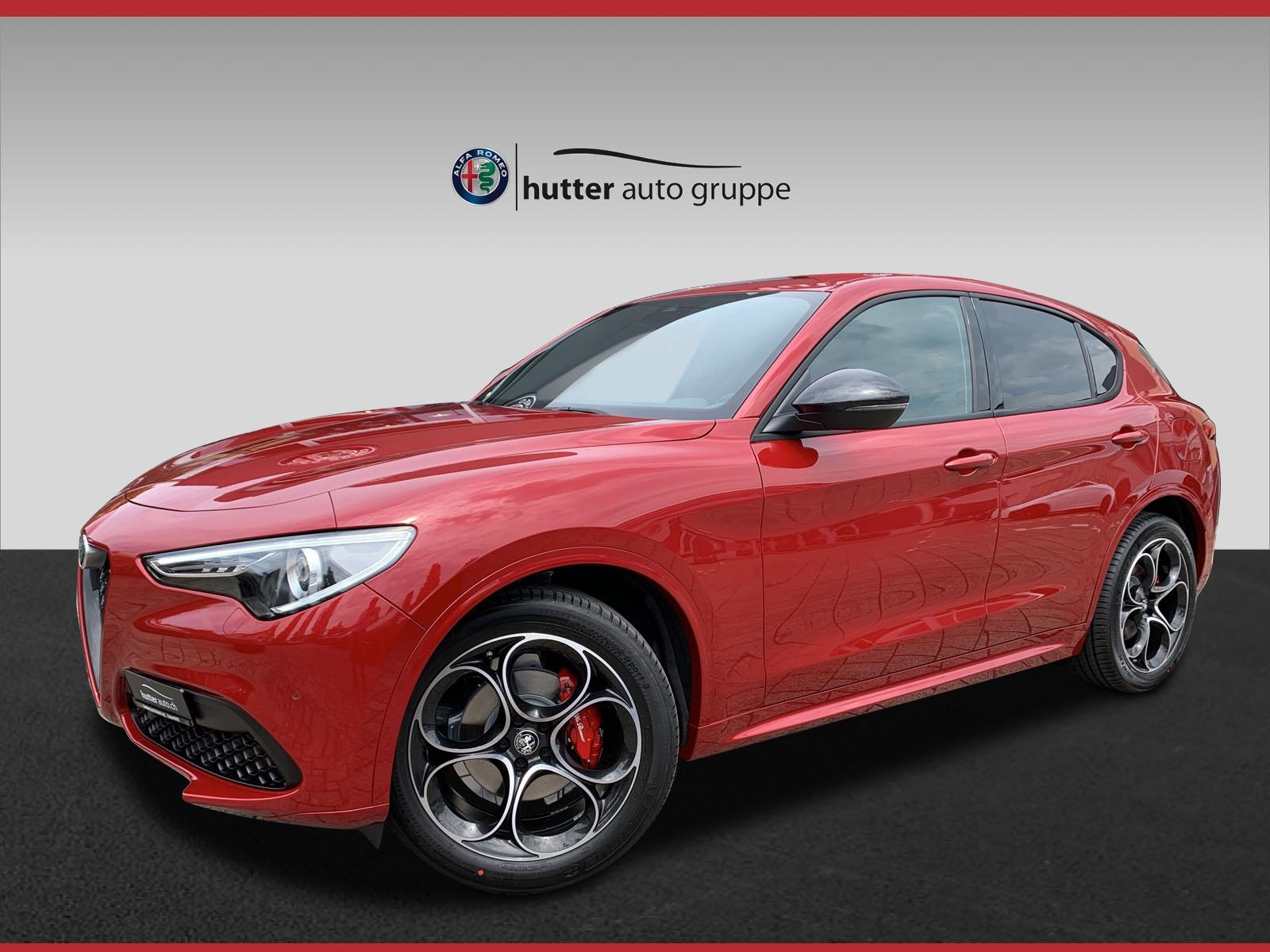 Auto Nuova Suv Alfa Romeo Stelvio 2 0 Q4 Veloce 50 Km Per 61888 Chf Acquistare Su Carforyou Ch