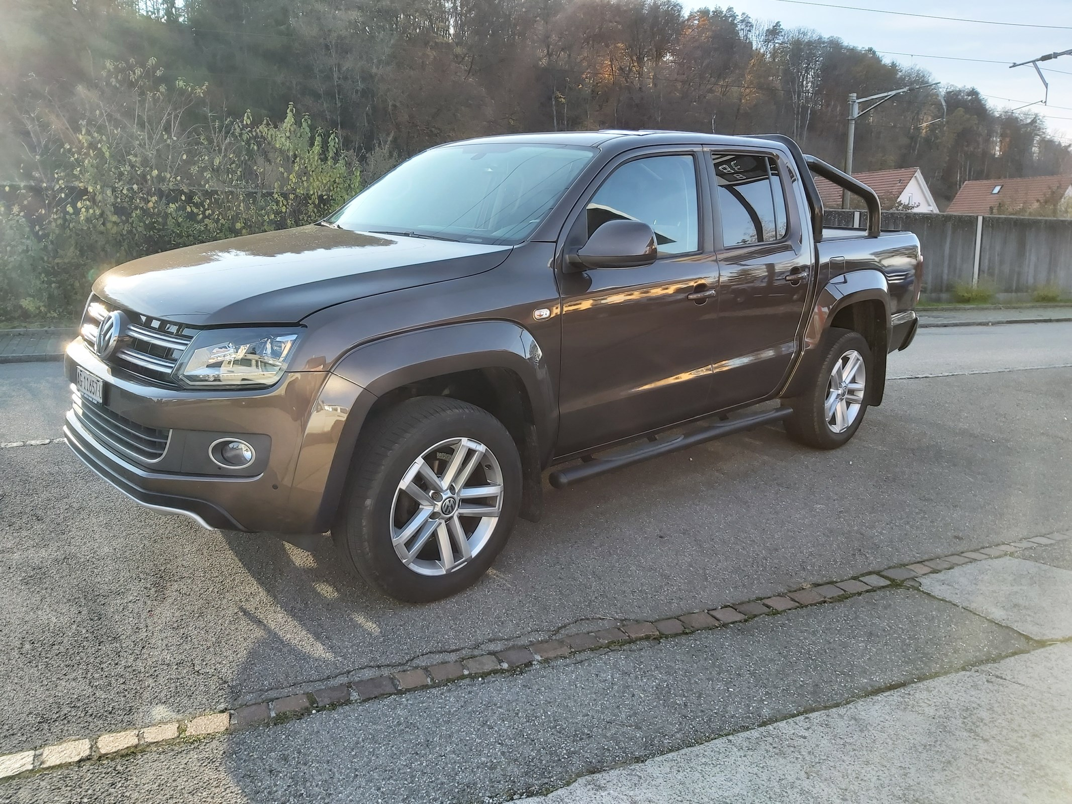 pickup VW Amarok 2.0 BiTDI Highline 4Motion permanent A