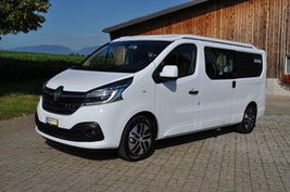 Renault Trafic Grand Spacenomad 2.0 dCi Blue 170 1'800 km 59'700 CHF - kaufen auf carforyou.ch - 2
