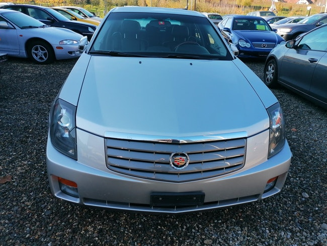 saloon Cadillac CTS Sedan 3.6 Sport Luxury