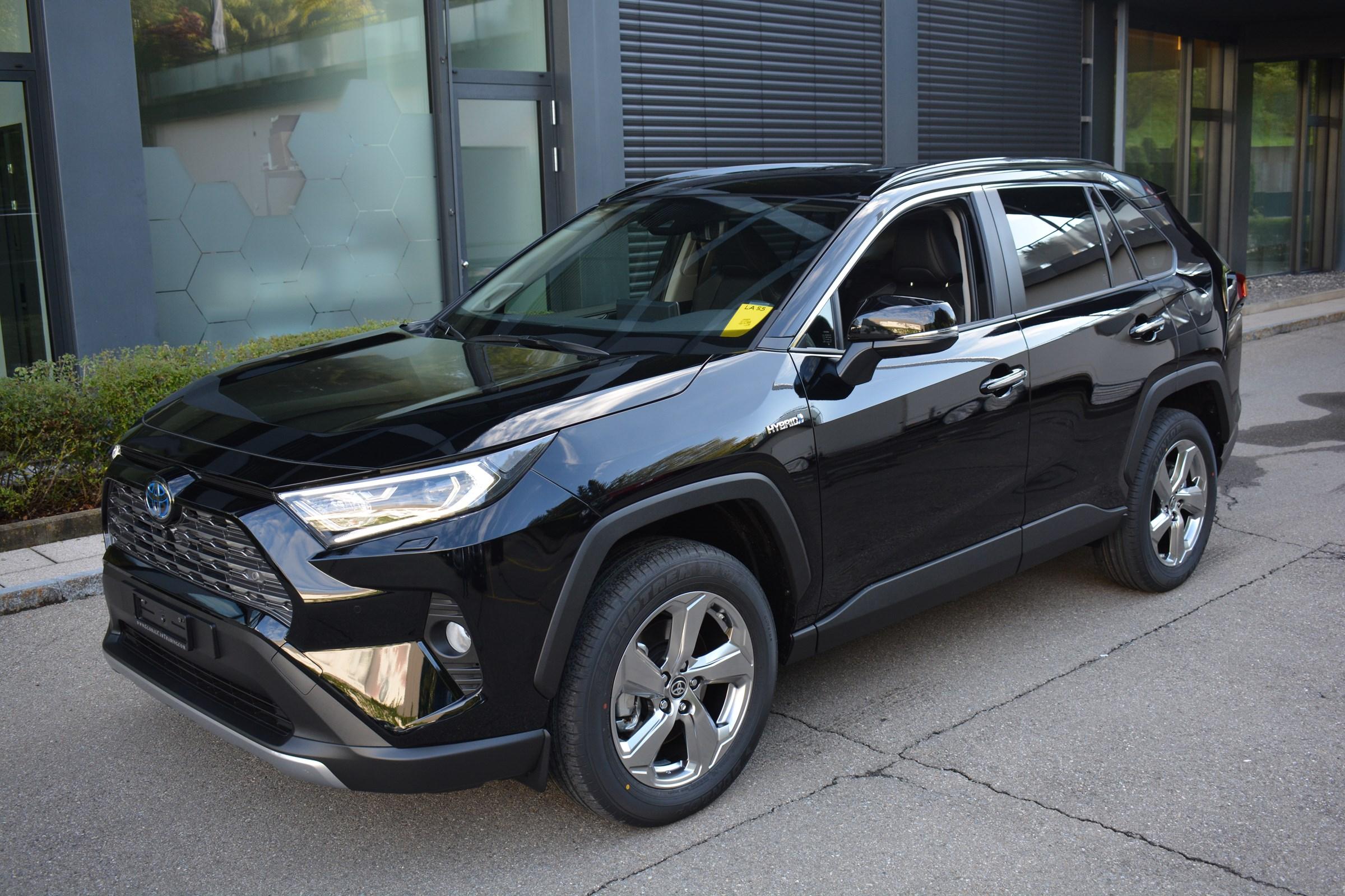 suv Toyota RAV4 RAV-4 2.5 HSD Premium e-CVT 4WD