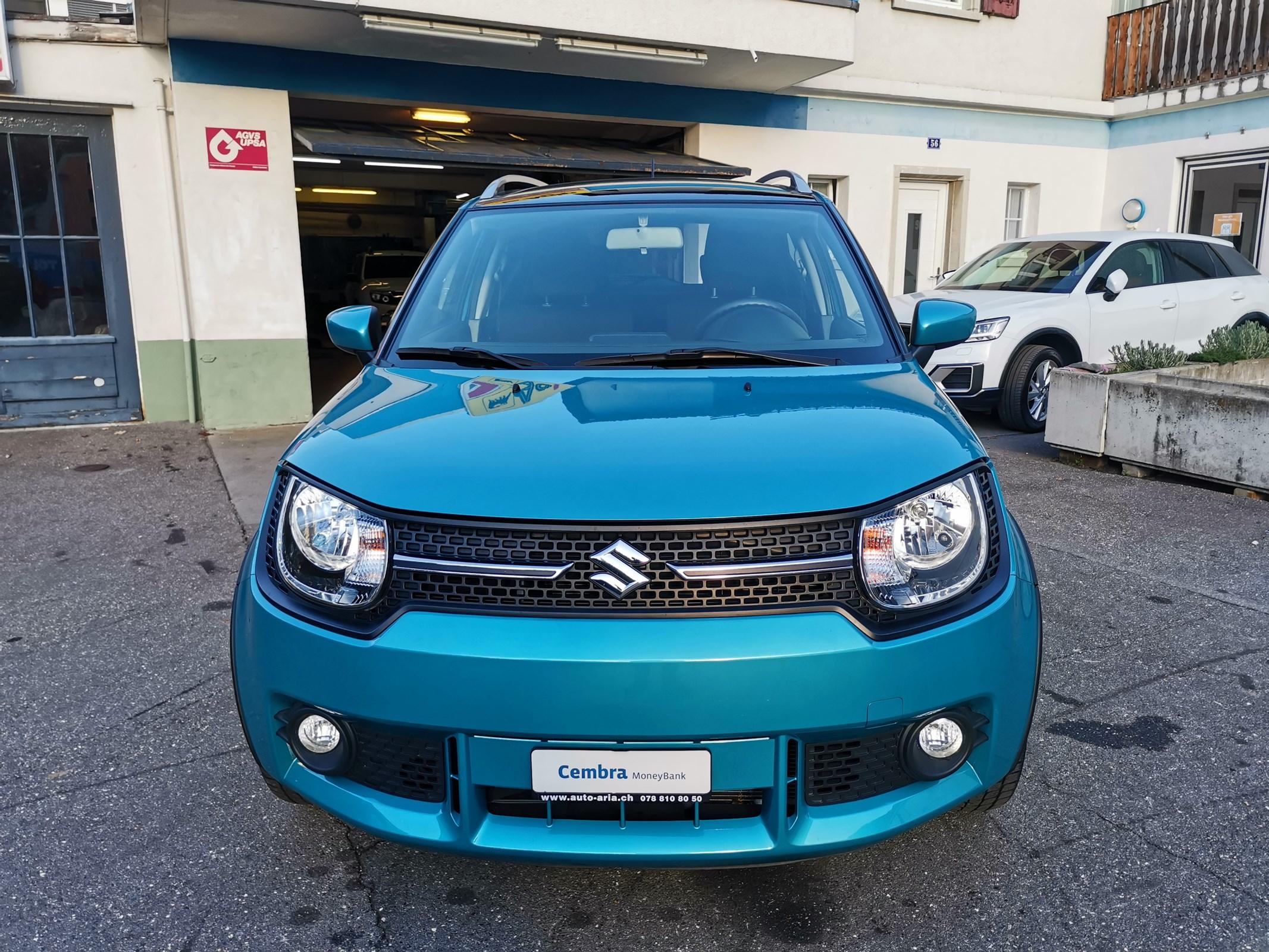 suv Suzuki Ignis 1.2i Compact Top 4x4