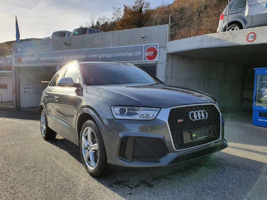suv Audi RS Q3 2.5 TFSI quattro S-Tronic