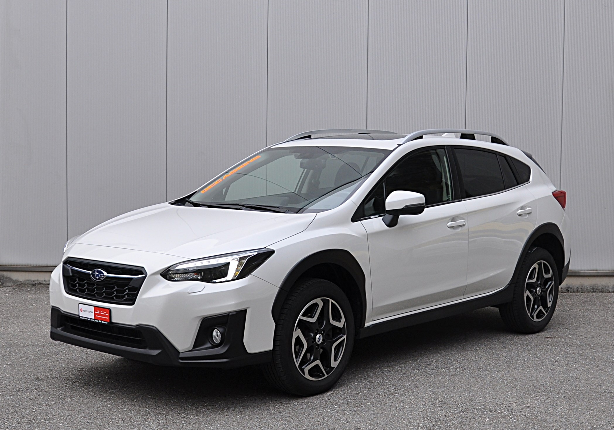 suv Subaru XV 2.0 Luxury AWD Lineartronic