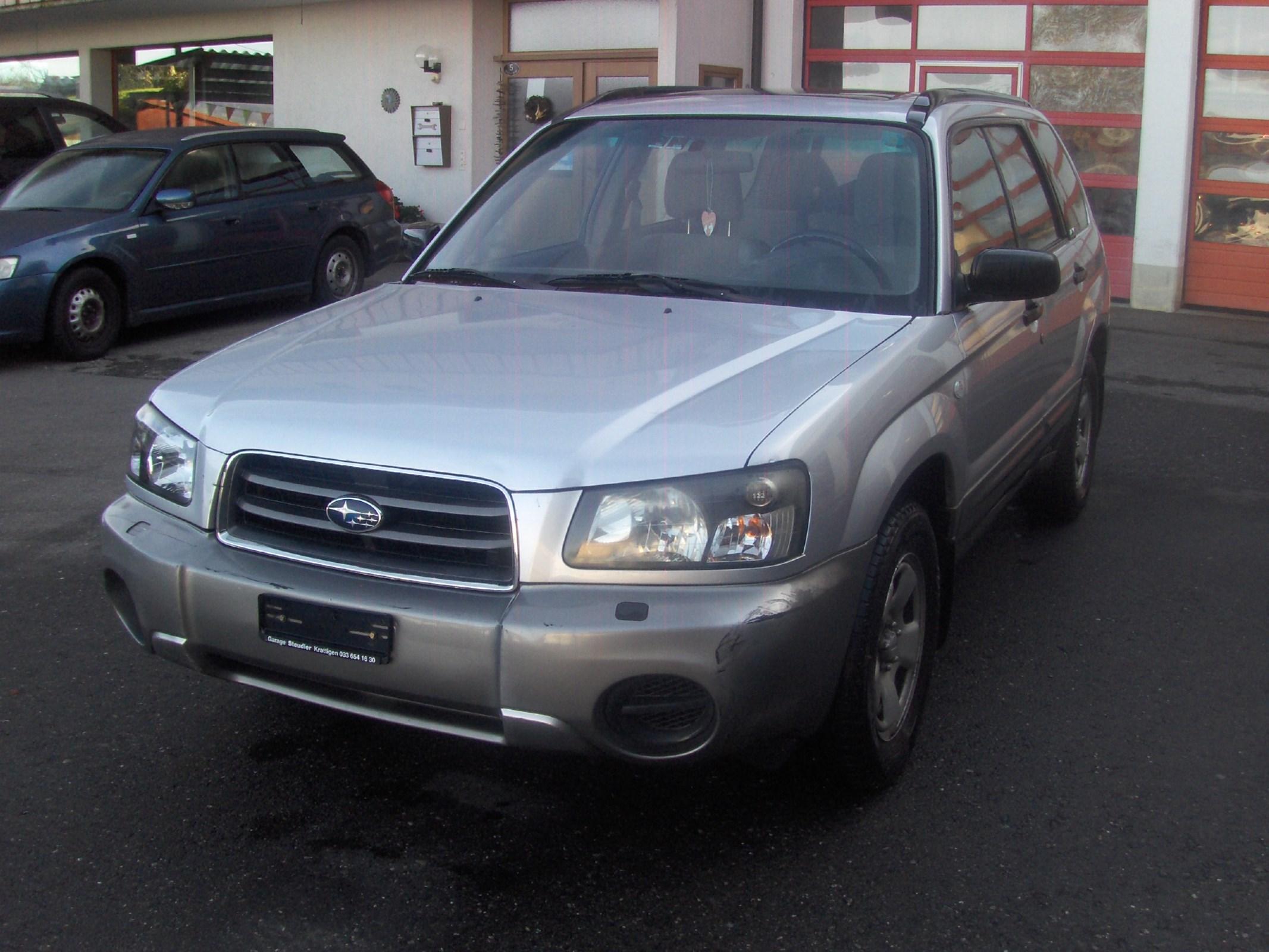 suv Subaru Forester 2.0X Comfort Automatic