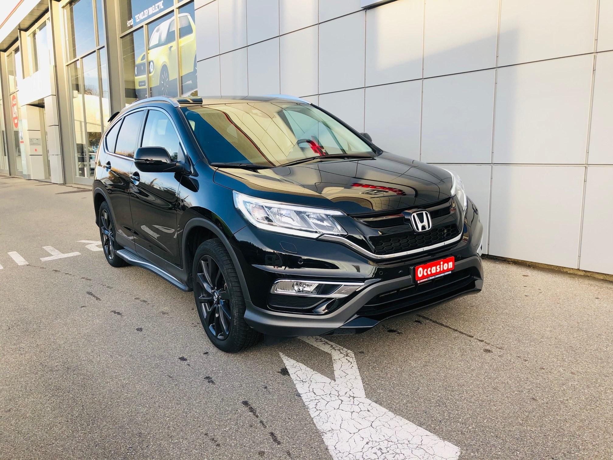 suv Honda CR-V 2.0 Elegance Plus4WD