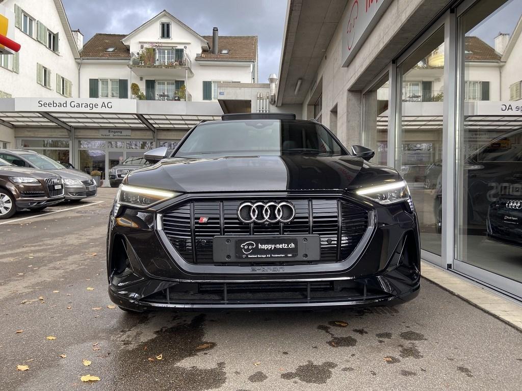 suv Audi e-tron S Sportback quattro