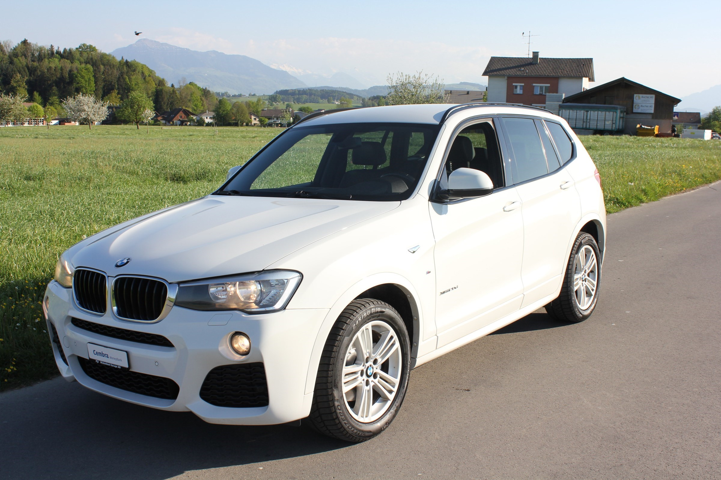 suv BMW X3 xDrive 20d xLine Steptronic **M-Paket**