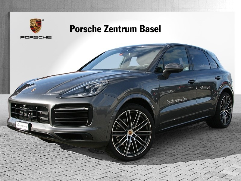 suv Porsche Cayenne E-Hybrid