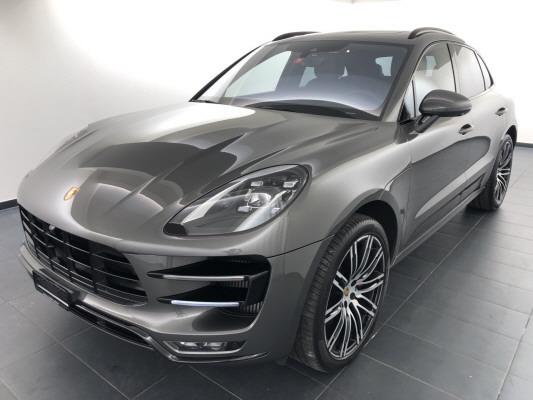 suv Porsche Macan Turbo
