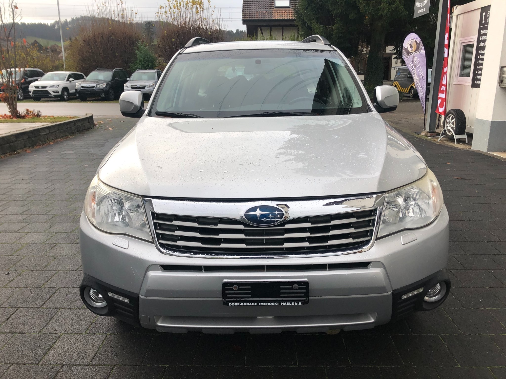 suv Subaru Forester 2.5XS Special Edition Automatic