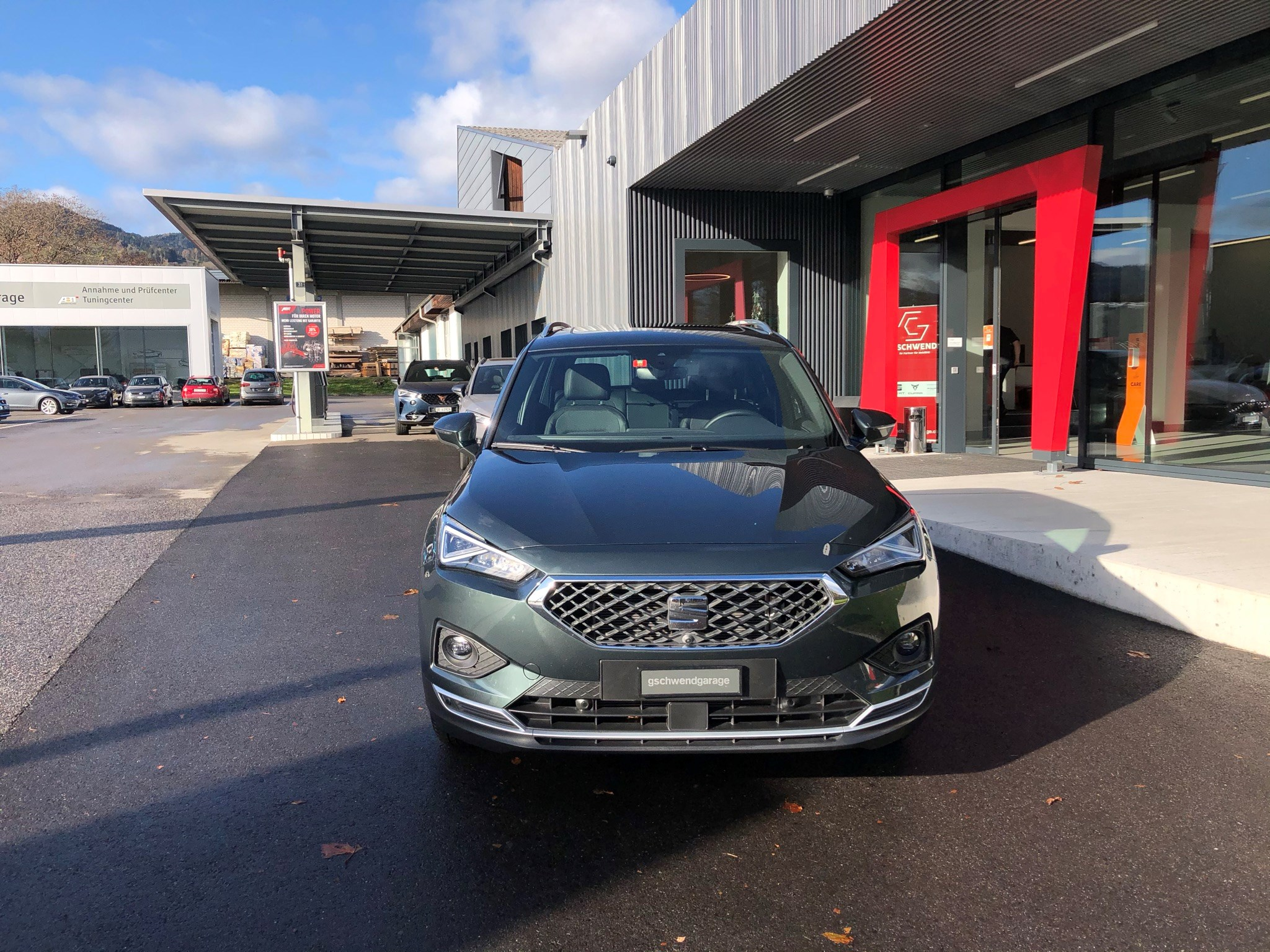 suv SEAT Tarraco 2.0TSI 4Drive DSG Swiss Excellence